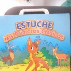 Libros de segunda mano: ESTUCHE - MIS PRIMEROS CLASIVOS - CON 6 CUENTOS - VER DETALLES EN FOTOS - REFM1E3. Lote 58068623