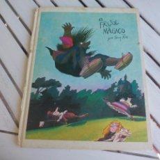 Libros de segunda mano: EL FRIJOL MÁGICO. TONY ROSS. ASURI 1983. Lote 58079838