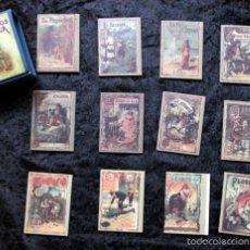 Libros de segunda mano: LOS CUENTOS DE CALLEJA - CUENTOS LEGENDARIOS - 12 CUENTOS EN UN ESTUCHE. Lote 58083382