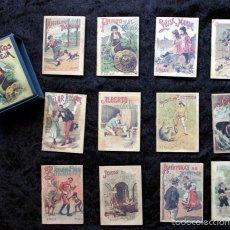 Libros de segunda mano: LOS CUENTOS DE CALLEJA - CUENTOS DE NIÑOS Y NIÑAS - 12 CUENTOS EN UN ESTUCHE. Lote 58083650