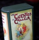 Libros de segunda mano: LOS CUENTOS DE CALLEJA - CUENTOS DE NIÑOS Y NIÑAS II - 12 CUENTOS EN UN ESTUCHE. Lote 111096032