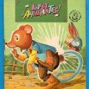 Libros de segunda mano: PEQUEÑOS LIBROS LIBRITOS - COL. MINIEVA MINI-EVA ED. VASCO AMERICANA - ¡VAYA AYUDANTES! Nº34 - 1974. Lote 58094898