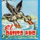 Libros de segunda mano: CUENTO COLECCIÓN COMETA ROJA - VALBUENA - **EL PATITO FEO** Nº16 ED.EVEREST - AÑOS 60. Lote 58096164