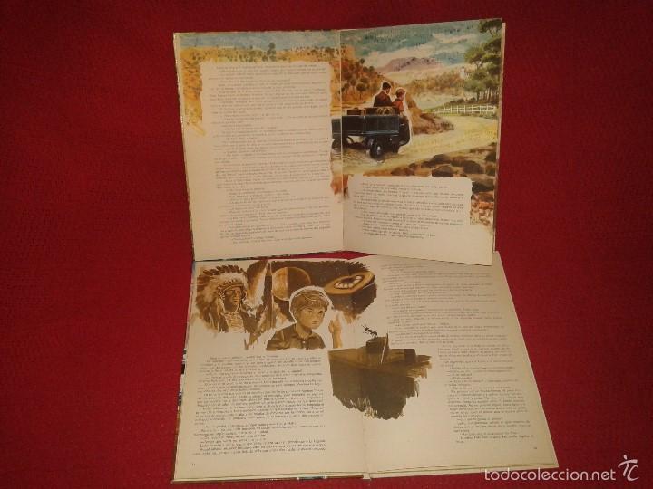 Libros de segunda mano: CUENTOS LADIS VA AL OESTE Y EL SEGUNDO VERANO DE LADIS - EDITORIAL MARFIL 1968 - Foto 3 - 58113380