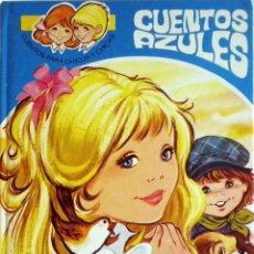 Libros de segunda mano: CUENTOS AZULES Nº 5. MARÍA PASCUAL, CARMEN GUERRA Y CARMELO GARMENDIA.. Lote 58119563