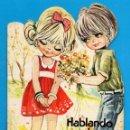 Libros de segunda mano: COLECCION PIRUETA - Nº1 - HABLANDO CON LOS PAJARITOS - PROM. ARTES GRAFICAS - AÑO 76 - 12X17'5 CM. Lote 58133751