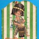 Libros de segunda mano: COLECCION TOPACIO - Nº8 - EL VALIENTE OJO DE LINCE - EDICROMO - AÑO 76 - F.GALLARDA - DIB.J.BUSQUETS. Lote 58133893