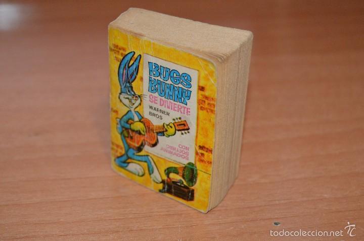 MINI INFANCIA Nº 6 - BUGS BUNNY SE DIVIERTE - 1ª EDICION MARZO DE 1968 (Libros de Segunda Mano - Literatura Infantil y Juvenil - Cuentos)