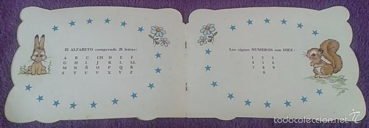 Libros de segunda mano: EL PATO QUE PERDIO SU SORTIJA Nº2 - SERIE MAMITA - ED.VASCO AMERICANA AÑO 75 12 PAGS - 295 X 21 CM - Foto 3 - 58184480