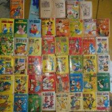 MINI INFANCIA - 45 ejemplares - bruguera años primeras ediciones 1968 y 1969 y dos o tres del 1970