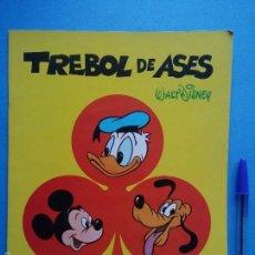 Libros de segunda mano: TREBOL DE ASES, SUSAETA,1972. Lote 58276599