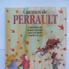 Libros de segunda mano: CUENTOS DE PERRAULT - PARRAMON 1992.. Lote 58286528