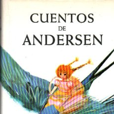 Libros de segunda mano: CUENTOS DE ANDERSEN ILUSTRADO POR JANUSZ GRABIANSKI (NOGUER, 1977). Lote 85280347