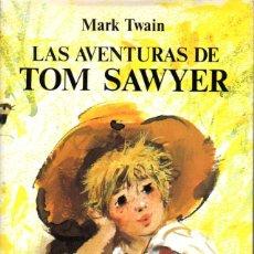 Libros de segunda mano: MARK TWAIN : LAS AVENTURAS DE TOM SAWYER ILUSTRADO POR JANUSZ GRABIANSKI (NOGUER, 1971). Lote 58295039
