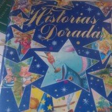 Libros de segunda mano: HISTORIAS DORADAS -- ED. SERVILIBRO --REFCAPLEENHAULT. Lote 58375742