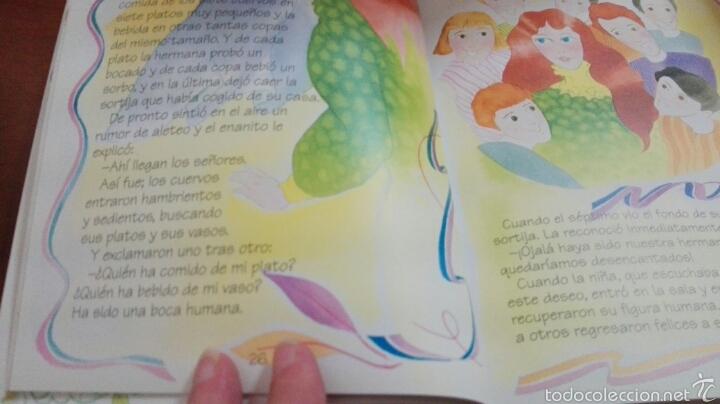 Libros de segunda mano: C62 TODOLIBRO CUENTOS DE GRIMM TAPA DURA ACOLCHADA - Foto 3 - 58439217