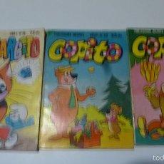 Libros de segunda mano: LOTE PUBLICACION INFANTIL COPITO REGALO PULGARCITO. Lote 58472754