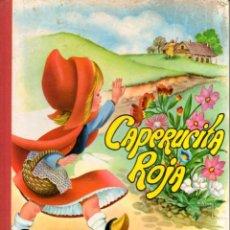 Libros de segunda mano: CAPERUCITA ROJA - DIORAMA ROMA, 1969 - POP UP. Lote 58490817
