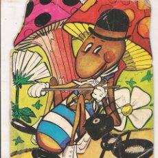 Libros de segunda mano: CUENTOS TROQUELADOS. LA CIGARRA Y LA HORMIGA. EDITORIAL VENLICO. (Z/C6). Lote 58612170
