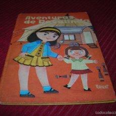 Libros de segunda mano: CUENTO AVENTURAS DE ROSALINDA,EDITORIAL FERMA ,AÑO 1962. Lote 58686581