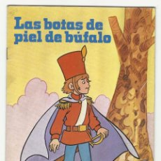 Libros de segunda mano: LAS BOTAS DE PIEL DE BUFALO.. Lote 58760143
