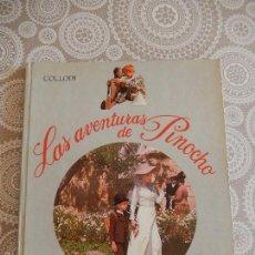 Libros de segunda mano: LAS AVENTURAS DE PINOCHO. CARLO COLLODI. EDICIONES PAULINAS 1973. Lote 58841056