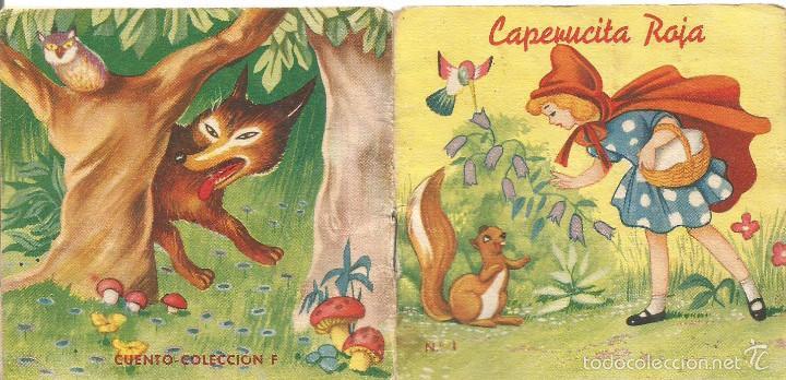 Antiguo cuento caperucita roja ilustrado dibujo comprar for Portadas de f c e