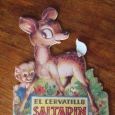 Libros de segunda mano: EL CERVATILLO SALTARÍN - ED. EVEREST - AÑOS 50-60. Lote 58971860