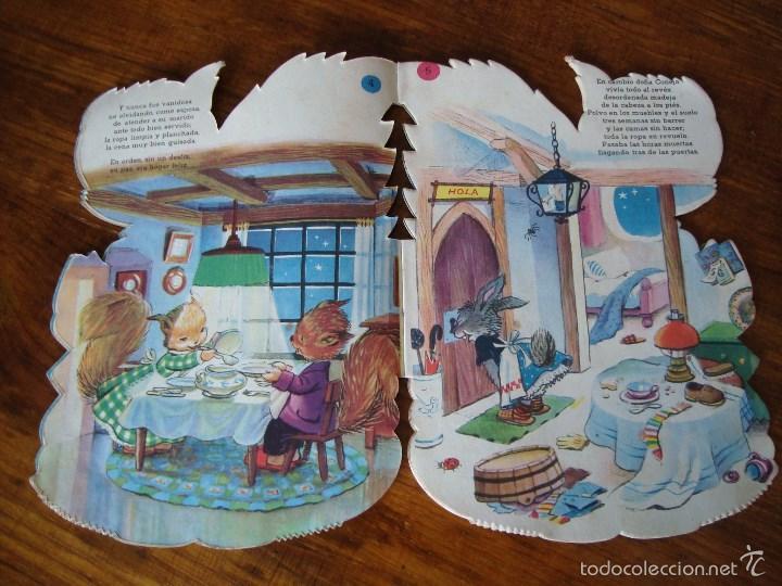 Libros de segunda mano: CUENTO LA ARDILLA HACENDOSA - TEXTO Y DIBUJOS DE FERRÁNDIZ - 1ª EDICIÓN. (AÑOS 50) - Foto 2 - 58972560
