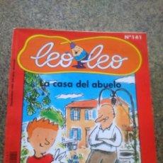 Libros de segunda mano: LEO LEO - Nº 141 -- LA CASA DEL ABUELO -- BAYARD REVISTAS -- 1998 --. Lote 173075722