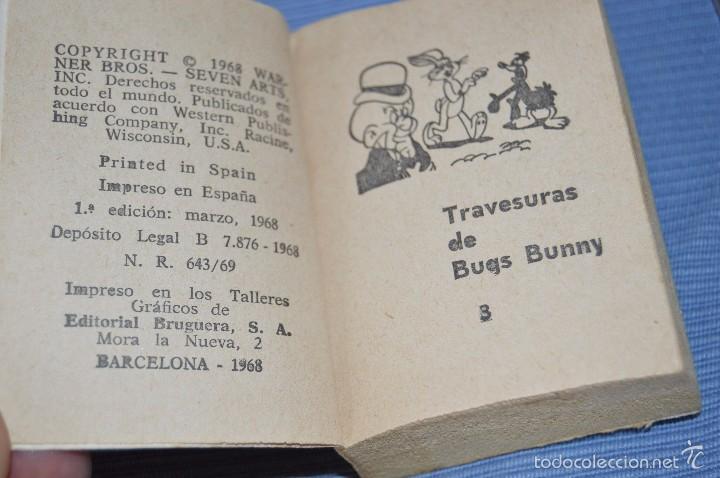 Libros de segunda mano: Colección MINI-INFANCIA / MINI INFANCIA - 1ª Serie / 1ª Edición 1968 - 4 Primeros Núm. ¡Muy Dificil! - Foto 2 - 59735036