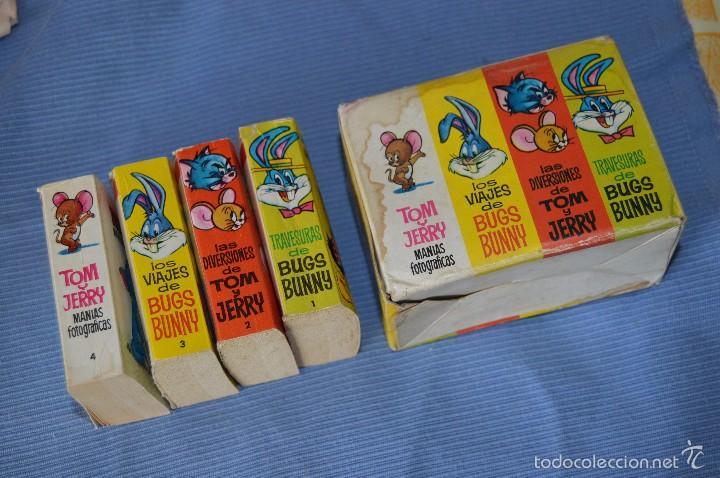 Libros de segunda mano: Colección MINI-INFANCIA / MINI INFANCIA - 1ª Serie / 1ª Edición 1968 - 4 Primeros Núm. ¡Muy Dificil! - Foto 3 - 59735036