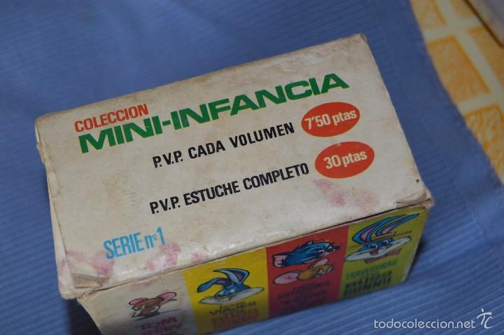Libros de segunda mano: Colección MINI-INFANCIA / MINI INFANCIA - 1ª Serie / 1ª Edición 1968 - 4 Primeros Núm. ¡Muy Dificil! - Foto 11 - 59735036