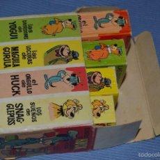 Libros de segunda mano: COLECCIÓN MINI-INFANCIA / MINI INFANCIA - 9ª SERIE / 1ª EDICIÓN 1969 - 4 NÚM. Y CAJA ¡MUY DIFICIL!. Lote 59739016