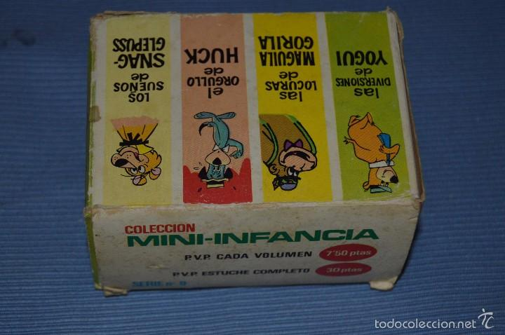 Libros de segunda mano: Colección MINI-INFANCIA / MINI INFANCIA - 9ª Serie / 1ª Edición 1969 - 4 Núm. y caja ¡Muy Dificil! - Foto 6 - 59739016