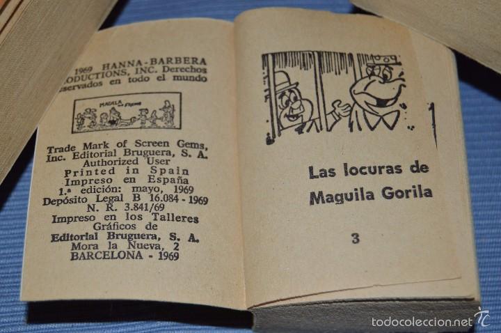 Libros de segunda mano: Colección MINI-INFANCIA / MINI INFANCIA - 9ª Serie / 1ª Edición 1969 - 4 Núm. y caja ¡Muy Dificil! - Foto 9 - 59739016