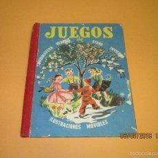 Libros de segunda mano: ANTIGUO CUENTO JUEGOS DE PRIMAVERA VERANO OTOÑO E INVIERNO - CUENTO JUGUETE - POP UP BOOKS - 1951. Lote 59975139