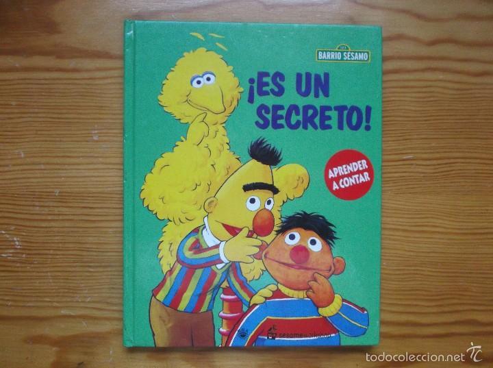 Es Un Secreto Aprender A Contar Barrio Sesa Comprar Libros De Cuentos En Todocoleccion 60000519