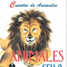 Libros de segunda mano: ANIMALES DE LA SELVA - CUENTOS DE ANIMALES - SERVILIBRO. Lote 60003759