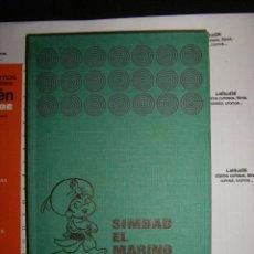 Libros de segunda mano: COLECCIÓN HEIDI. SIMBAD EL MARINO Y OTROS CUENTOS. Lote 60406535