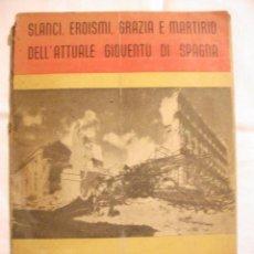 Libros de segunda mano: CUENTOS DEL TIO FERNANDO - ROMA 1941 POR FERNANDO FERNANDEZ DE CORDOBA . Lote 60945631