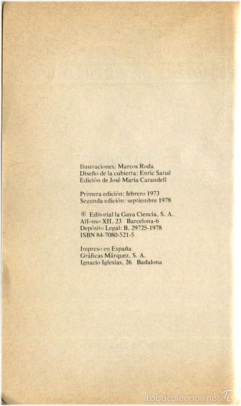 Libros de segunda mano: Gustavo Adolfo Bécker - Leyendas - Moby Dick #21 (2ª ED.) Barcelona 1978 - Satué - Foto 3 - 61323275