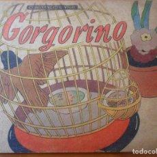 Libros de segunda mano: GORGORINO - CUENTOS DE CONSTANCIO VIGIL PARA NIÑOS Nº 88 - AÑOS 40. Lote 61414567