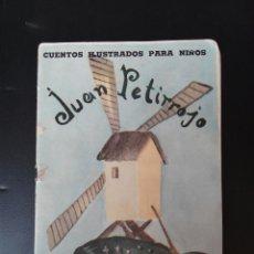 Libros de segunda mano: JUAN PETIRROJO CUENTO AÑOS 30 EDITADO RAMON SOPENA. Lote 62166426