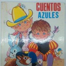 Libros de segunda mano: CUENTOS AZULES 12. ILUSTRADOS POR MARIA PASCUAL. EDICIONES TORAY . Lote 62247268