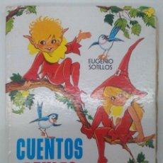 Libros de segunda mano: CUENTOS AZULES 4 ILUSTRADOS POR MARIA PASCUAL. EDICIONES TORAY. Lote 62247496