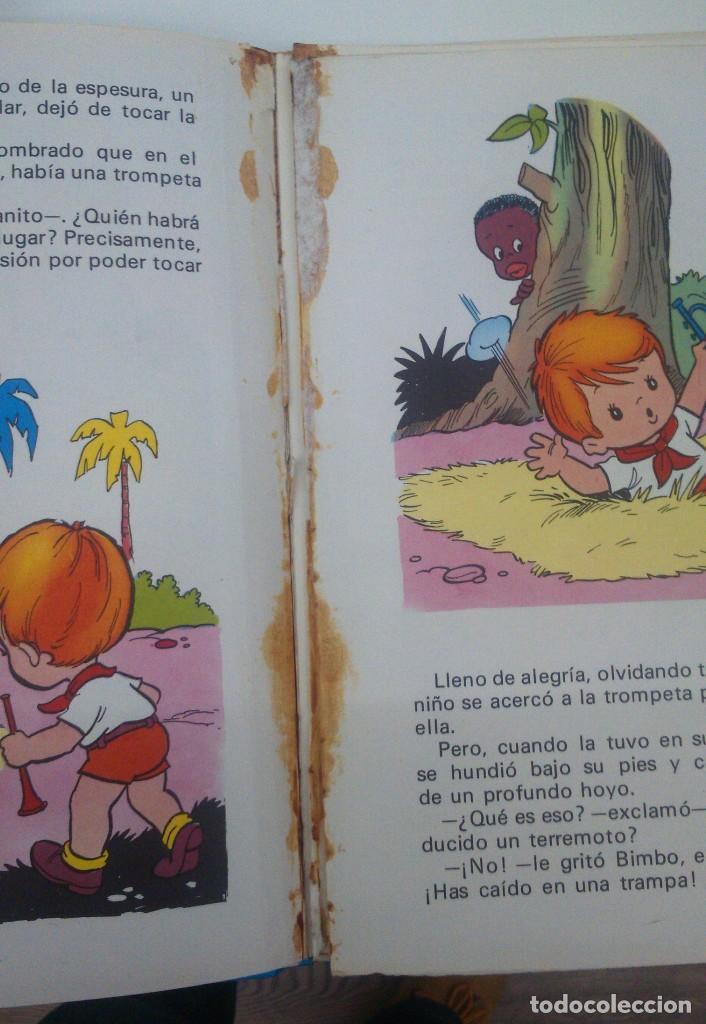 Libros de segunda mano: CUENTOS AZULES 4 ILUSTRADOS POR MARIA PASCUAL. EDICIONES TORAY - Foto 2 - 62247496