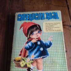 Libros de segunda mano: CAPERUCITA ROJA . BRUGUERA. 1966. Lote 62420820