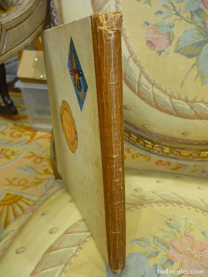 Libros de segunda mano: COLECCIÓN TEATRINES: ALÍ-BABÁ Y LOS CUARENTA LADRONES. DESPLEGABLE EN TRES DIMENSIONES. 1.951. - Foto 7 - 62673688