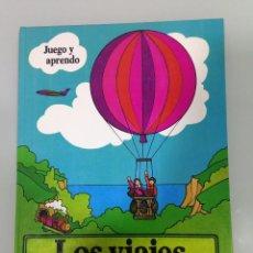 Libros de segunda mano: LIBRO, LOS VIAJES, JUEGO Y APRENDO 7, EDITORIAL MOLINO. Lote 63061804